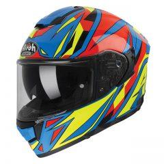 Thunder Blue Gloss Airoh ST501 Helmet