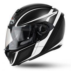 Sharpen White Matt Airoh Storm Helmet