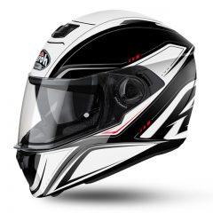 Sprinter White Gloss Airoh Storm Helmet