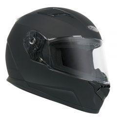 Matt Black RXT Street Helmet