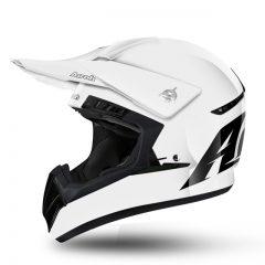 White Gloss Airoh Switch Helmet