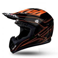 Spacer Orange Gloss Airoh Switch Helmet