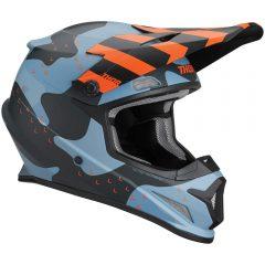 Thor Sector Hype Helmet Blue Camo