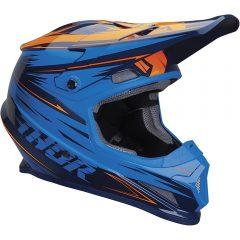 Thor Sector Helmet Navy Blue