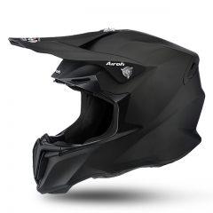 Black Matt Airoh Twist Helmet