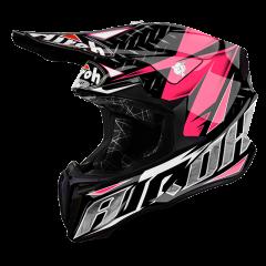 Iron Pink Gloss Airoh Twist Helmet