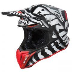 Legend Grey Matt Airoh Twist Helmet