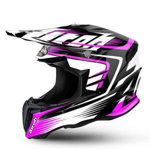 Mix Violet Gloss Airoh Twist Helmet