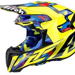 TC16 Gloss Airoh Twist Helmet