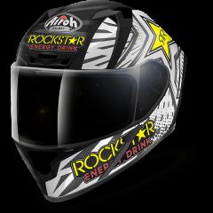 Rockstar Matt Airoh Valor Helmet