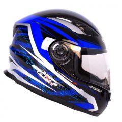 Black/Blue RXT Venom II Helmet