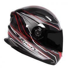 RXT Viper Helmet - Black/Red