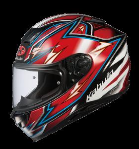 Kabuto Aeroblade 5 Helmet - Yajiri Red