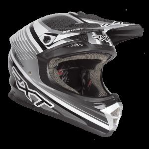 Black/White RXT Zeneth II Helmet