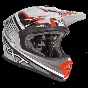 Black/White/Red RXT Zeneth II Helmet